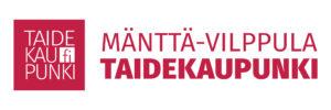 Mänttä-Vilppula Taidekaupunki logo